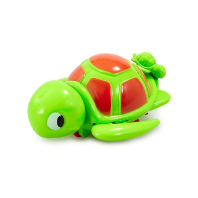 Droplets Pull & Go Turtle