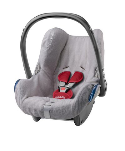 Maxi-Cosi Summer Cover CabrioFix - Cool Grey