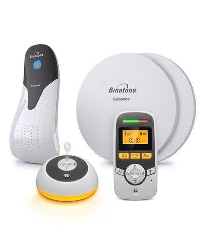 Motorola MBP161 Timer BabySense Bundle
