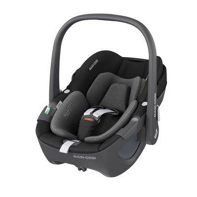 Maxi-Cosi Pebble 360 iSize Car Seat - Essential Black - Default