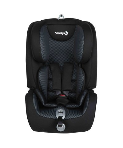 Safety 1st Everfix ISOFIX Car Seat - Pixel Black