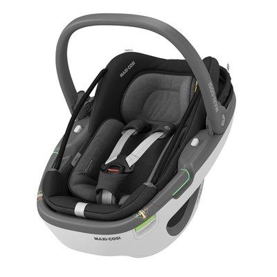 Maxi-Cosi Coral 360 Car Seat - Essential Black - Default