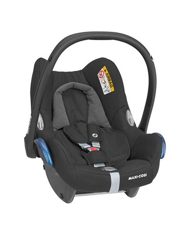 Maxi-Cosi Cabriofix Car Seat - Essential Black
