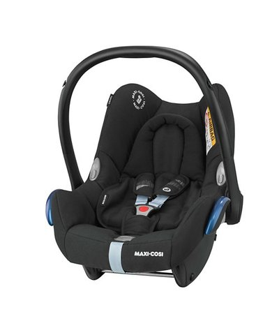 Maxi-Cosi Cabriofix Baby Car Seat - Frequency Black