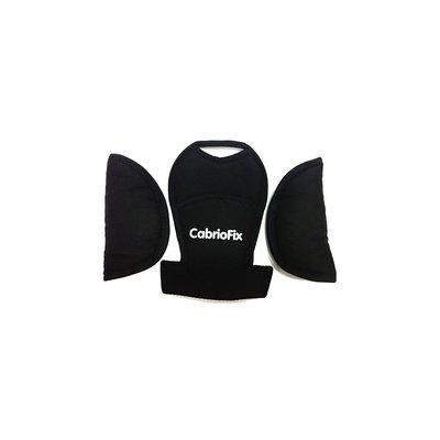 Maxi-Cosi Cabriofix Chest Pad Set - Black