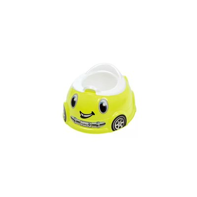 Safety 1st Flat & Finished Potty - Lime - Default