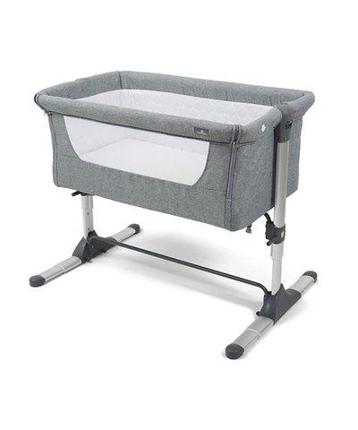 Babylo Co-Sleeper Snuggle Cuddle - Grey