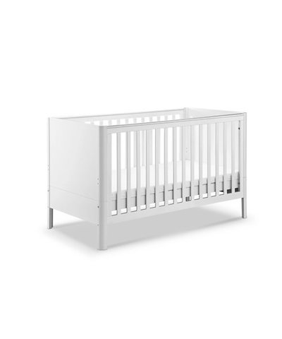 Babylo Ovo Cot Bed - White