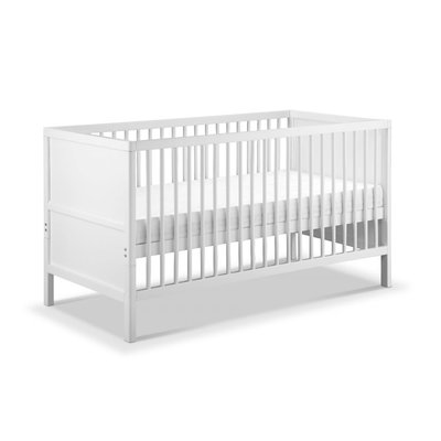 Babylo Westland Cot Bed - White