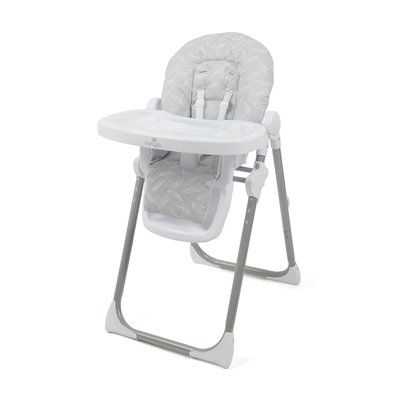 Babylo Hi Lo Highchair - Feathers