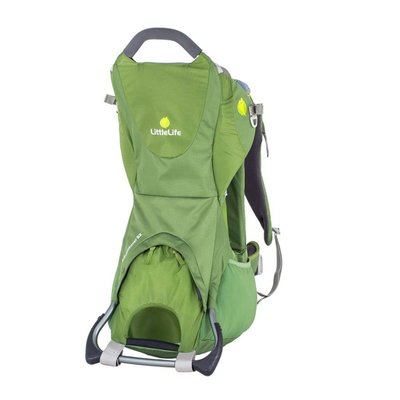 LittleLife Adventurer S2 Child Carrier- Green