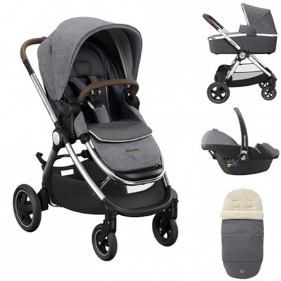 Maxi-Cosi Adorra Luxe Pushchair - Twillic Grey