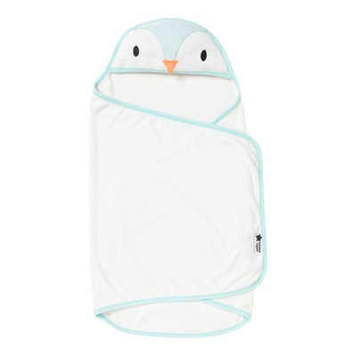 Tommee Tippee Groswaddle Dry Towel - Percy the Penguin - Default