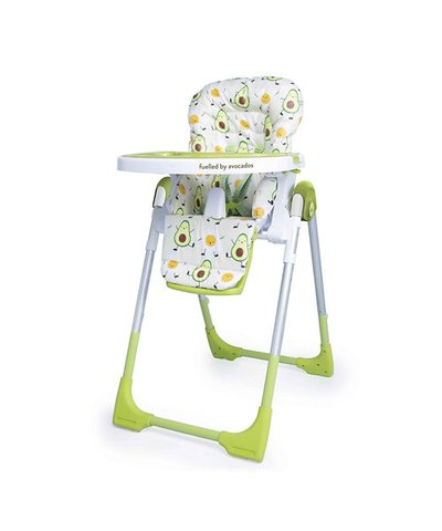 Cosatto Noodle Highchair - Strictly Avocado