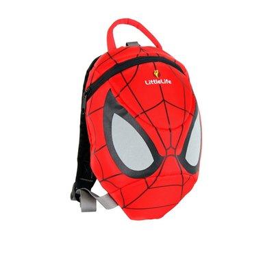 LittleLife Spiderman Toddler Daysack