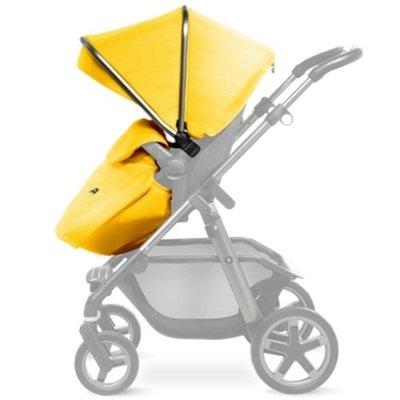 Silver Cross Wayfarer/ Pioneer Hood &Apron Pack -  Yellow