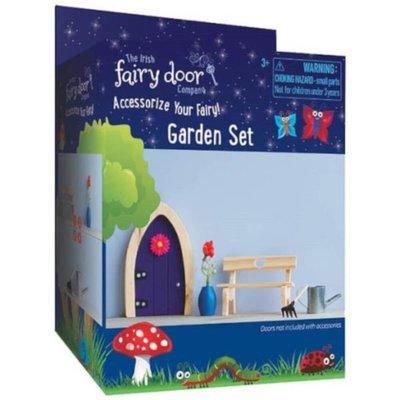 Irish Fairy Door Garden Accessory Set