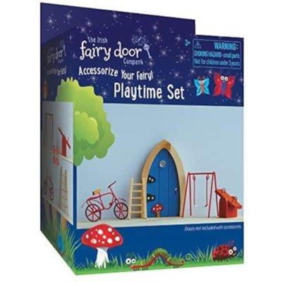Irish Fairy Door Playtime Accessory Set