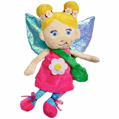 fairy friend plush layla belle