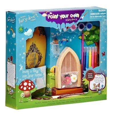 fairy paint your own door