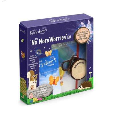 Irish Fairy Door No More Worries Kit