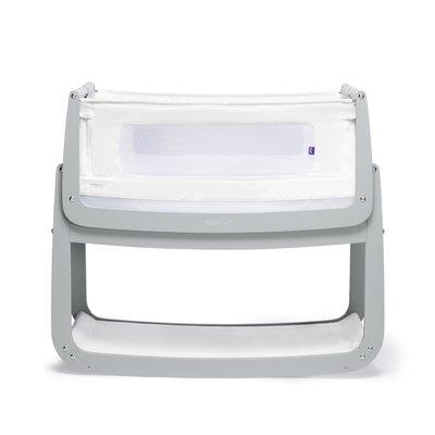 SnuzPod 4 Bedside Crib - Dove Grey