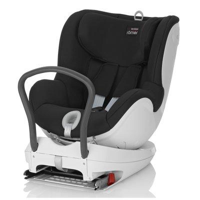 Britax Romer Dualfix Combination ISOFIX Car Seat - Cosmos Black