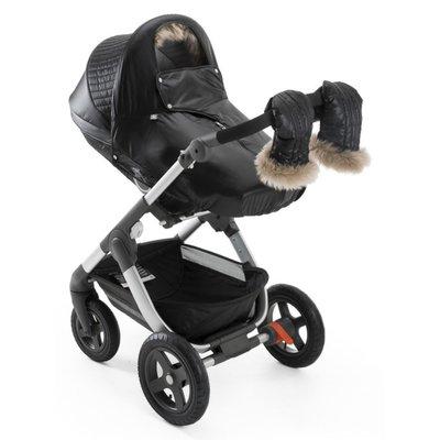 Stokke Stroller Winter Kit - Black