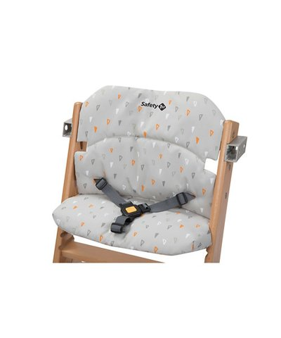 Safety 1st Timba Highchair Comfort Cushion - Warm Grey
