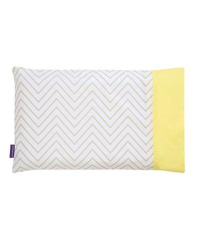 Clevamama Toddler Pillow Case - Grey