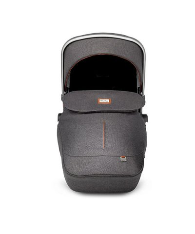 Silver Cross Wave Carrycot and Seat- Granite