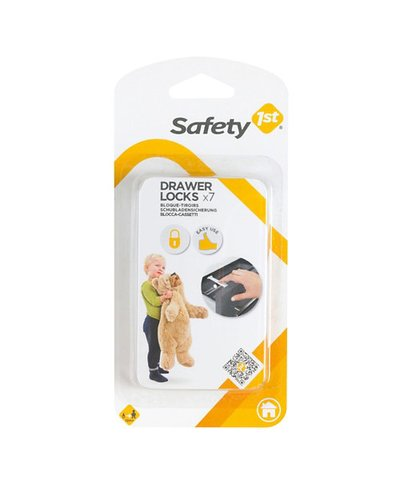 Safety 1st Drawer Locks - 7 Pack