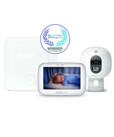 Angelcare AC527 baby movement monitor with video