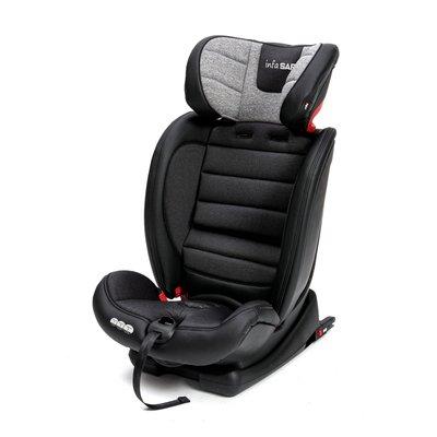 InfaSafe Event FX Group 1-2-3 Car Seat - Black Leatherette