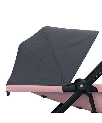 Quinny Zapp Flex Plus/Flex/Lux Carrycot Canopy - Graphite