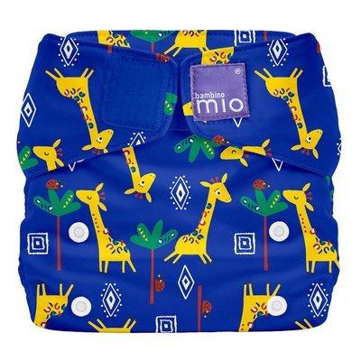 Bambino Mio Miosolo Reusable Nappy - Giraffe Jamboree - Default