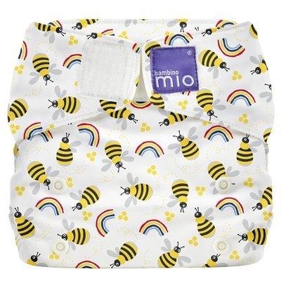 Bambino Mio Miosolo Reusable Nappy - Honeybee Hive - Default