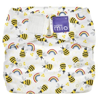 Bambino Mio Miosolo Reusable Nappy - Honeybee Hive