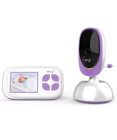 BT Smart Baby Monitor with 2.8 inch screen