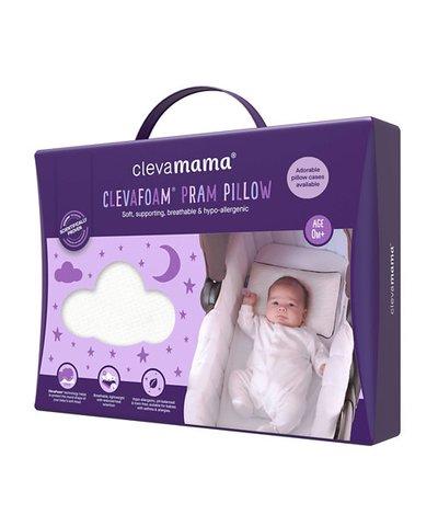 Clevamama Clevafoam Pram Pillow