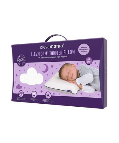 Clevamama - ClevaFoam Toddler Pillow