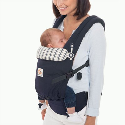 Ergobaby Adapt Baby Carrier - Admiral Blue