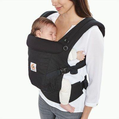 Ergobaby Adapt Baby Carrier - Black - Default