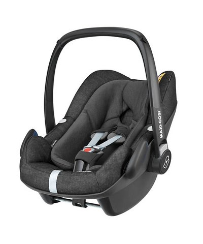 Maxi-Cosi Pebble Plus Infant Car Seat - Nomad Black