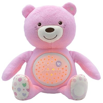 Chicco Baby Bear - Pink - Default