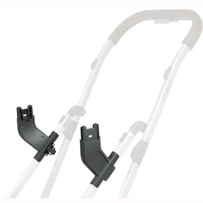 Uppababy Minu Car Seat Adapters - Default