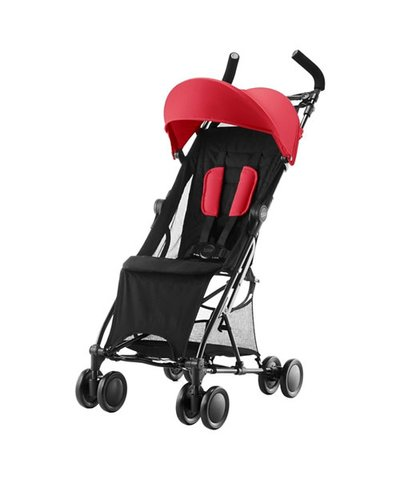 Britax Holiday Stroller - Flame Red
