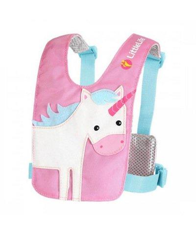 LittleLife Toddler Reins - Unicorn