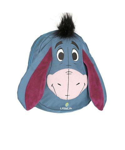 LittleLife Eeyore Toddler Backpack with Rein
