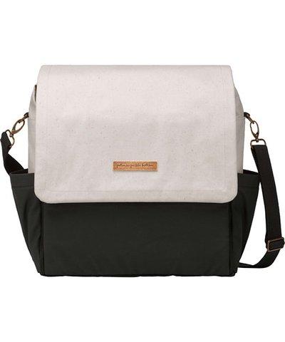 Petunia Pickle Bottom Boxy Backpack - Birch/Black